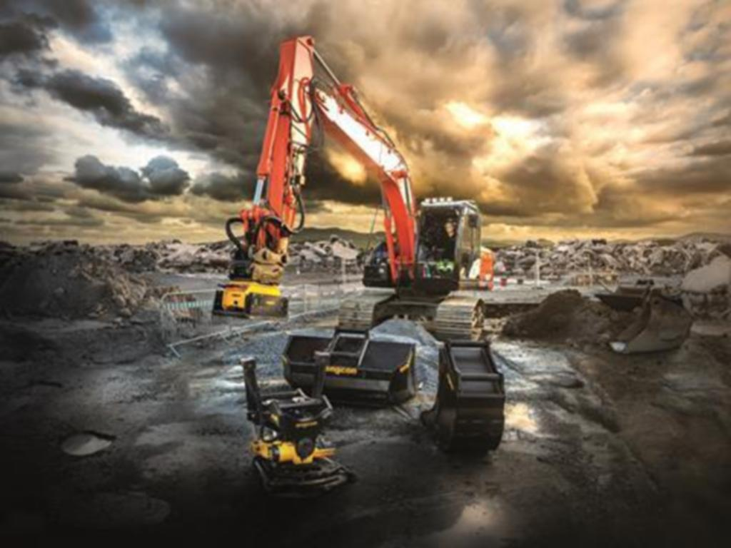 Excavators: A closer look at bigger diggers