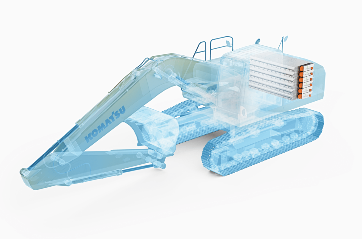 Komatsu and Proterra Announce New Collaboration to Develop All-Electric Construction Equipment