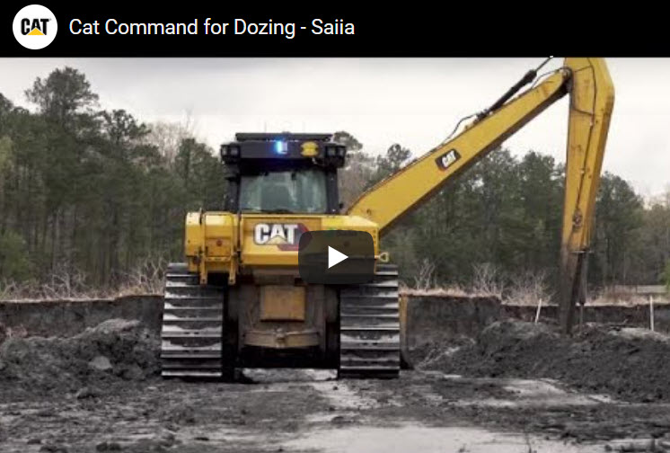 VIDEO: The pleasures of remote operation with Cat Command