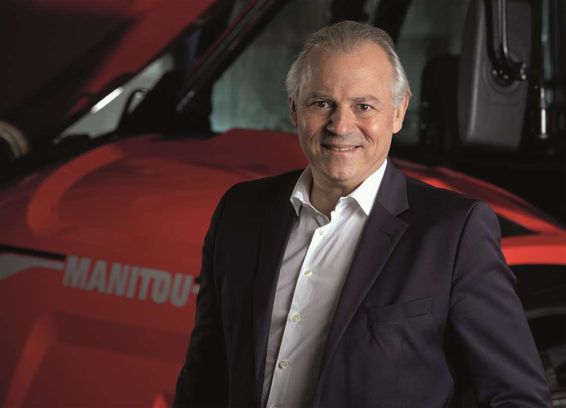 Interview: Manitou Group committed to carbon reduction