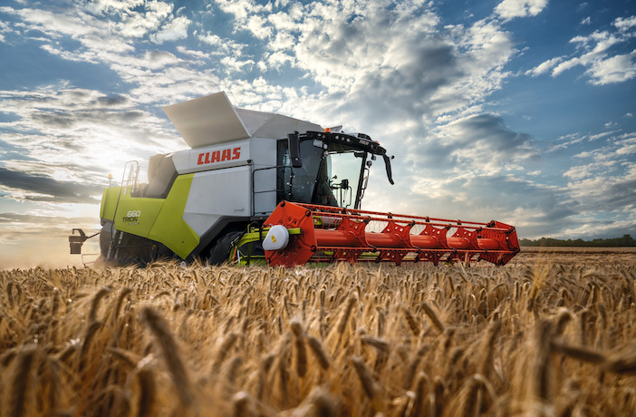 Cummins to power Claas's new Trion family of combines