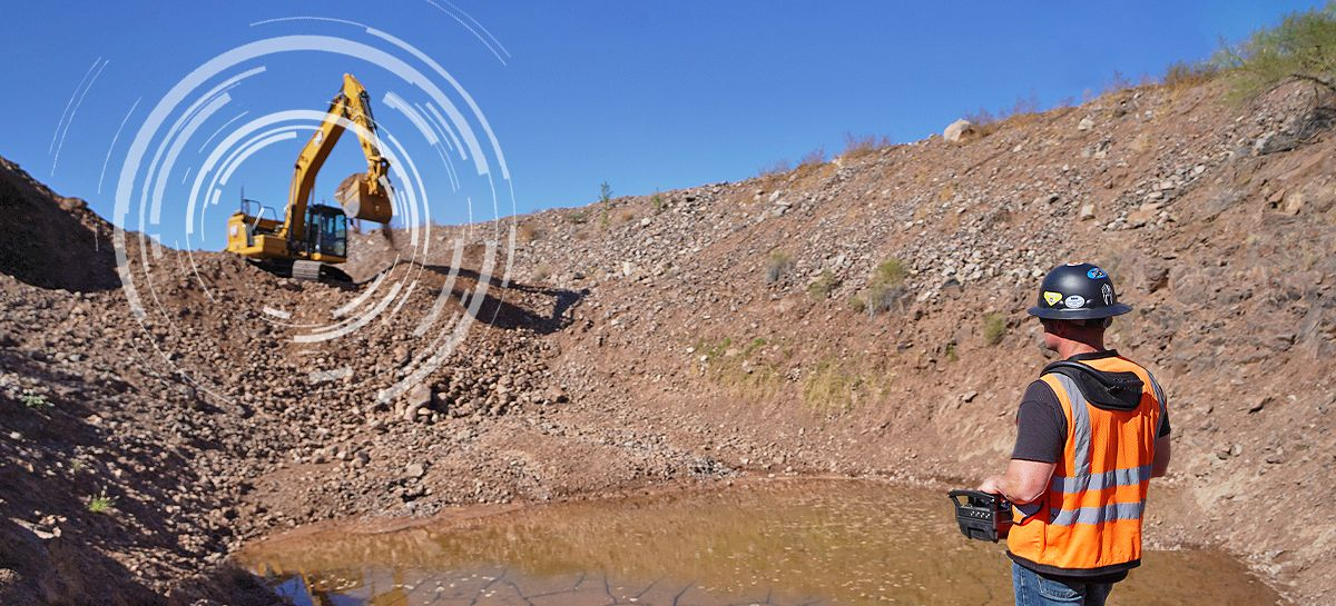Caterpillar expands CAT® Command with Excavator Remote-Control operation